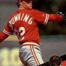 1993 Leaf #359 Tom Browning