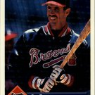 1993 Donruss 526 Sid Bream
