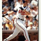 1992 Upper Deck 495 Sid Bream