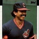 1986 Topps 354 Tony Bernazard