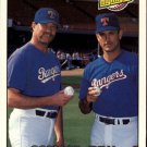 1992 Donruss 555 Nolan Ryan HL/(With Rich Gossage)
