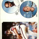 1984 Topps Stickers #200A Cecil Cooper