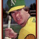 1983 Donruss #517 Mike Heath