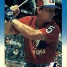 1987 Fleer #336 Jim Wohlford