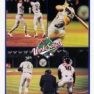 1990 Score 702 Carney Lansford/Rickey Henderson/Jose Canseco/Dave Henderson WS