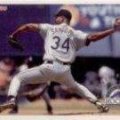 1994 Fleer #453 Mo Sanford