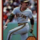 1983 Donruss #197 Fred Stanley