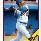 1988 Topps 23 Ken Landreaux