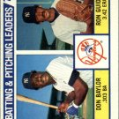 1984 Topps 486 Don Baylor/Ron Guidry TL