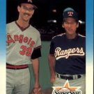 1987 Fleer #641 AL West Stoppers/Mike Witt/Charlie Hough