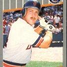 1989 Fleer 129 Dave Bergman