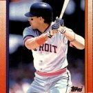 1990 Topps 77 Dave Bergman