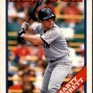 1988 Topps 525 Marty Barrett