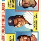 1984 Topps 716 Don Sutton/Bert Blyleven/Jerry Koosman LL