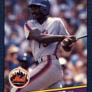 1986 Donruss 116 George Foster