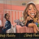 2010 Upper Deck Celebrity Predictors #CP13/CP14 Mariah Carey/Nick Cannon