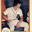 1981 Fleer #469 Pat Underwood