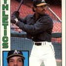 1984 Topps 436 Rick Peters