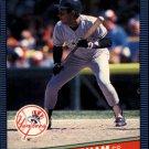 1986 Donruss 638 Bobby Meacham