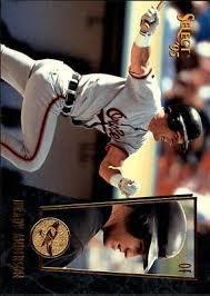 1995 Select #227 Brady Anderson