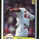 1982 Donruss #109 Dwight Evans