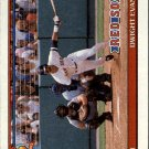 1991 Topps 155A Dwight Evans