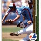 1989 Upper Deck 441 Tom Foley