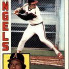 1984 Topps 574 Brian Downing