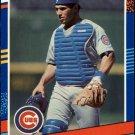 1991 Donruss 184 Joe Girardi