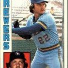 1984 Topps 751 Charlie Moore