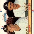 1988 Fleer 652 Dave Otto/Walt Weiss RC