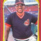 1986 Fleer Star Stickers #120 Andre Thornton