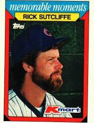 1988 K-Mart #30 Rick Sutcliffe