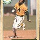 1987 O-Pee-Chee #111 Alfredo Griffin