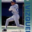 1992 Fleer 296 Omar Vizquel