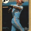1987 Topps 409 Milt Thompson