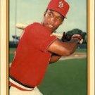 1990 Bowman 196 Milt Thompson