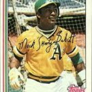 1982 Topps 578 Shooty Babitt