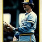 1982 Fleer 644 Rollie Fingers/Most Saves AL