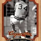 2012 Panini Cooperstown 107 Rollie Fingers
