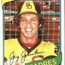 1980 Topps 31 Jay Johnstone