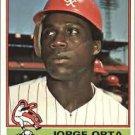 1976 Topps 560 Jorge Orta