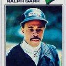 1977 Topps 133 Ralph Garr