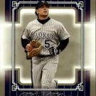 2005 Classic Clippings 49 Matt Holliday