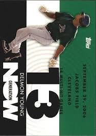 2007 Topps Generation Now GN278 Delmon Young