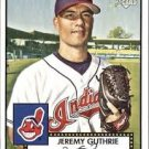 2006 Topps 52 247 Jeremy Guthrie (RC)