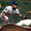 1995 Pinnacle 346 Wil Cordero