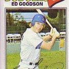 1977 Topps 584 Ed Goodson