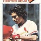 1977 Topps 624 Hector Cruz