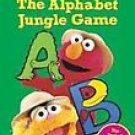Sesame Street - The Alphabet Jungle Game (DVD, 2001)